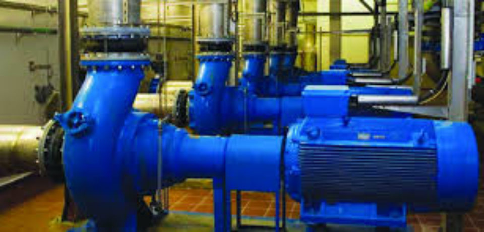Training Centrifugal Pump Operations and Maintanance