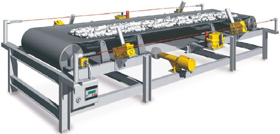 TRAINING BELT CONVEYOR : OPERATION AND MAINTENANCE