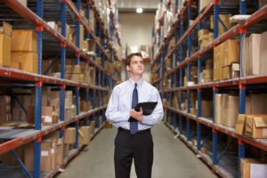 TRAINING STRATEGIC IMPLEMENTATION: INVENTORY CONTROL AND WAREHOUSING