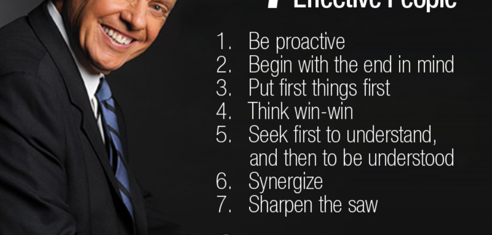 TRAINING SEVEN HABITS STEPHEN COVEY