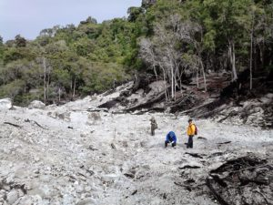 Pelatihan tentang Exploration and Geological Resources Management