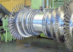 Training Gas turbine