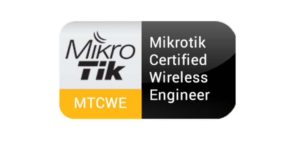 TRAINING DAN SERTIFIKASI INTERNASIONAL MIKROTIK CERTIFICATE WIRELESS ENGINEERING ( MTCWE): JARINGAN KOMPUTER WIRELESS