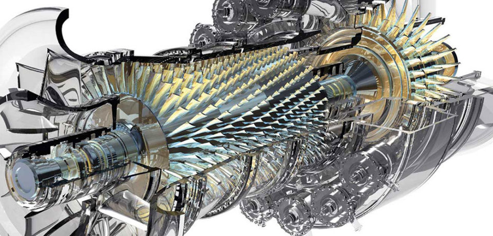 Training Power Gas Turbine