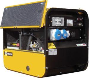 Training Power Generator & AVR