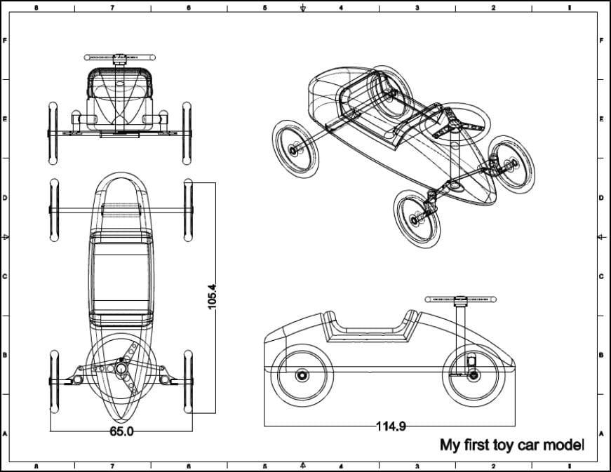 Pelatihan Basic Autocad 2D
