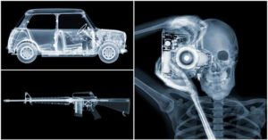 Pelatihan X-Ray Screening For Security System