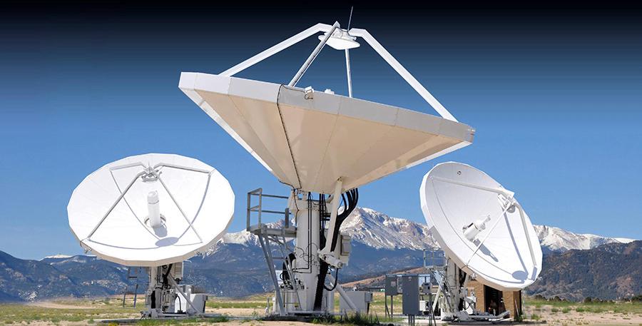 Training Txrx & Tvro Antenna Systems