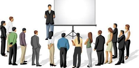 Training Teknik Pelaporan Menggunakan Table Pivot Dan Presentasi Menggunakan Power Point