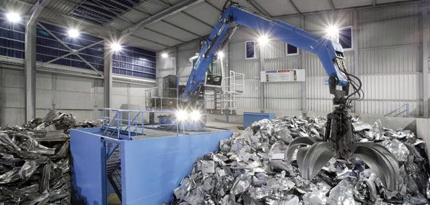 Training Waste Material Handling