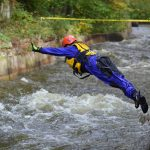 TRAINING WATER RESCUE
